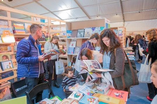Feria del libro de Lo Barnechea